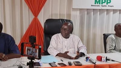 Burkina Faso : Présidentielle, le parti au pouvoir réfute des allégations de fraudes