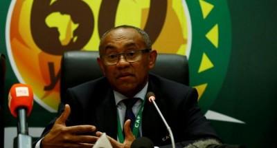 Afrique : Le Président de la CAF Ahmad Ahmad suspendu cinq ans par la FIFA