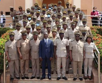 Côte d'Ivoire : Après les forces de l'ordre, Ouattara félicite le corps préfectoral pour son rôle joué lors de la tenue de la présidentielle