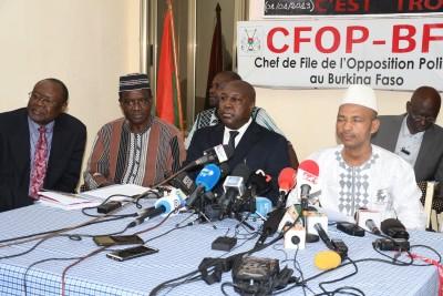 Burkina Faso : Présidentielle, dénonçant des fraudes, l'opposition menace de ne pas reconnaître les résultats