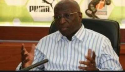 Côte d'Ivoire : Election à la CAF, après la suspension d'Ahmad, Anouma : « Le monde du football n'est pas pourri »