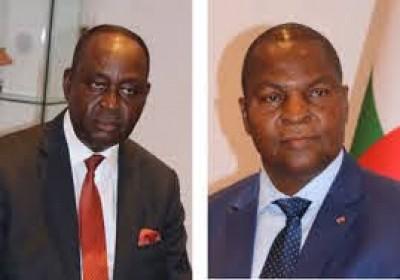 Centrafrique : Présidentielle,des candidats dont François Bozizé accusent Touadéra de...