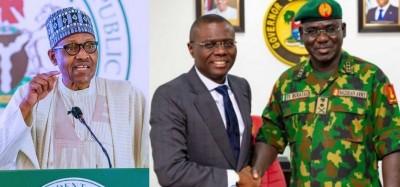 Nigeria-Angleterre:  Fin de non-recevoir du Nigeria aux menaces de sanctions des dépu...