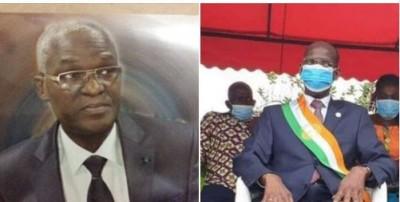 Côte d'Ivoire : Décrispation, les Sénateurs du PDCI et la cadre Valérie Yapo  ont  re...