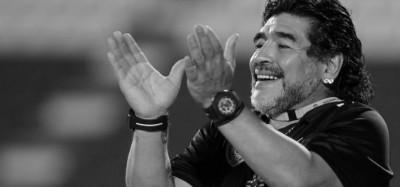Liberia :  Hommage de Weah à Maradona « nous avons perdu une légende et une icône »