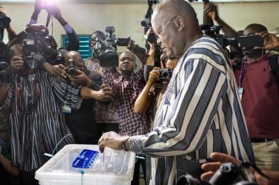 Burkina Faso : Présidentielle, déclaré vainqueur, Kaboré invite les autres candidats pour travailler ensemble
