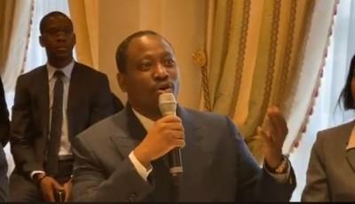 Côte d'Ivoire : Des Ivoiriens de la diaspora saisissent l'UE pour que Guillaume Soro...