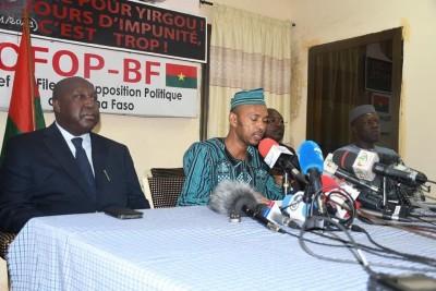 Burkina Faso : L'opposition prend acte des résultats de la présidentielle remportée p...