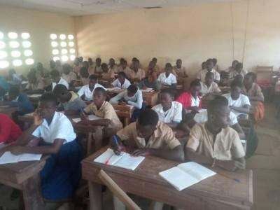 Côte d'Ivoire : Diabo, affaire déficit de tables-bancs, l'autorité éducative martèle...