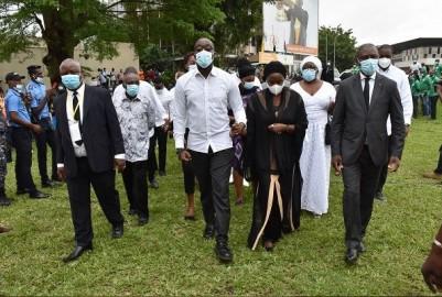 Côte d'Ivoire : Sidy Diallo inhumé ce vendredi, son probable successeur, le témoignage « émouvant »  de Sory Diabaté