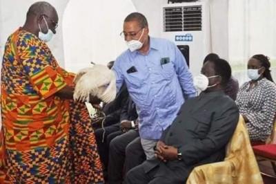 Côte d'Ivoire : Retour sur le blocus devant sa résidence, face au chefs du grand-ouest Bédié révèle qu'il a échappé à une « tentative d'assassinat »