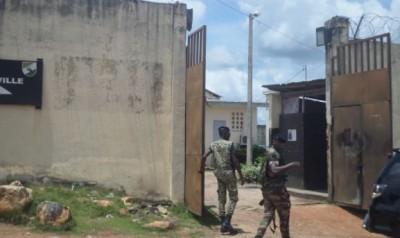 Côte d'Ivoire : Tentative d'évasion à Soubré ? Un prisonnier annoncé mort et un autre blessé