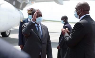Côte d'Ivoire : Avant son investiture, le chef de l'Etat Alassane Ouattara s'offre un...