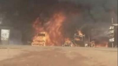 Burkina Faso : Au moins trois morts et onze blessés dans l'explosion d'un car