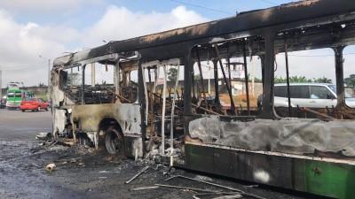 Côte d'Ivoire:   Suspendue pour cause de vandalisme sur ses bus, la Sotra a repris sa...