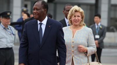 Côte d'Ivoire : Au « repos » en France, le temps du recul de Ouattara avant les grand...