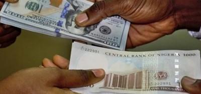 Nigeria : Ajustement du Naira au Dollar, soit N389/$1