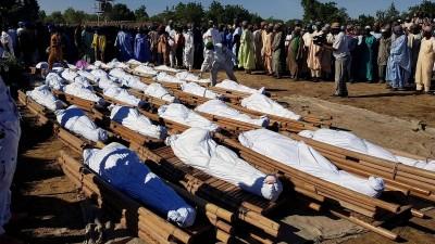 Nigeria : 110 morts au moins dans un massacre dans l' Etat de Borno