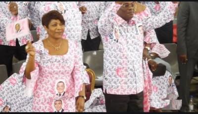Côte d'Ivoire : L'épouse  d'Affi N'Guessan peut désormais le voir dans son lieu de dé...