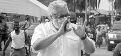 Ghana : Adieux à Rawlings le 23 décembre