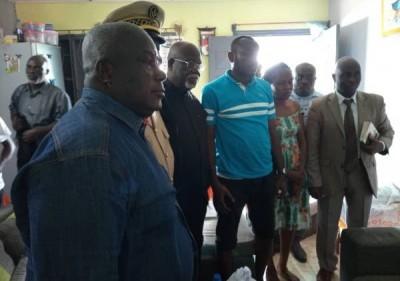 Côte d'Ivoire : Evénements de Sassandra, une mission du Gouvernement dans la ville po...
