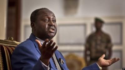 Centrafrique : Présidentielle,la candidature de l'ex-Président François Bozizé rejetée
