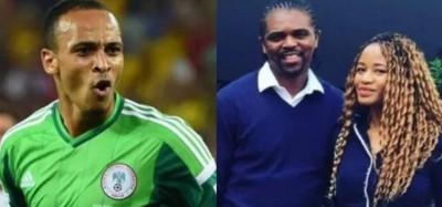 Nigeria :  Le joueur Odemwingie accuse la femme de Kanu de le draguer, réactions