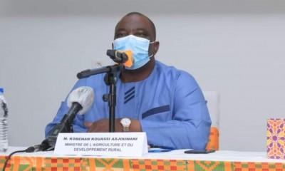 Côte d'Ivoire : Adjoumani à propos de la réélection de Ouattara : « sa mission à la t...