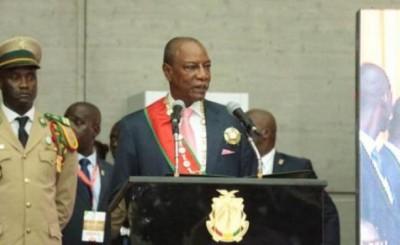 Guinée : Alpha Condé, investi Président de la 4ème République le 15 Décembre prochain