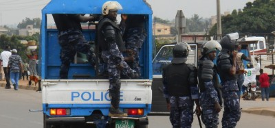 Togo :  Un Commissaire de police en soins après avoir été poignardé à Tsévié