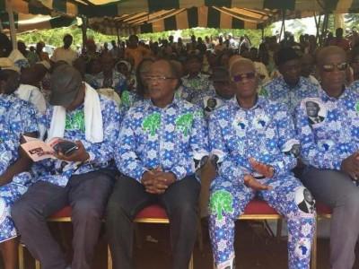Côte d'Ivoire : Réception des passeports à Gbagbo, EDS remercie les autorités ivoirie...