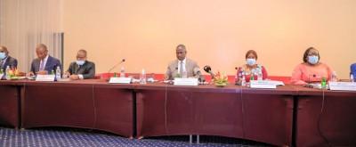Côte d'Ivoire : Lettre de Olivier Faure à Yves Le Drian, le RHDP se dit « indigné car...