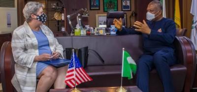 Nigeria-USA :  Suppression des frais de réciprocité de visa américain pour les nigérians