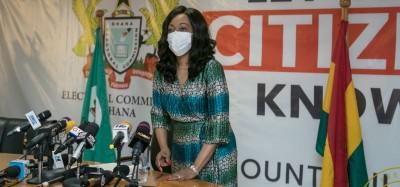 Ghana :  Délai de proclamation des résultats prolongé, sortie interposée des deux partis favoris