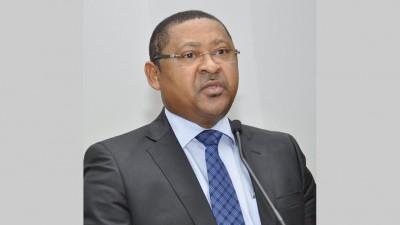 Gabon: Démission du ministre de l'Economie et de la Relance, Jean Marie Ogandaga