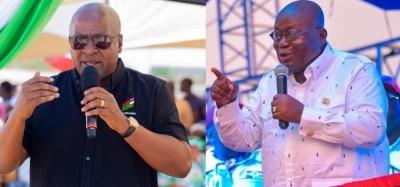 Ghana : Présidentielle 2020, attente des résultats, excuses de la CE pour retard, le NDC maintient la pression, réaction du gouvernement