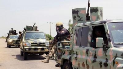 Nigeria : 10 soldats tués et un autre enlevé dans des affrontements avec des terroristes à Alagarno