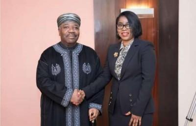 Gabon : Réaménagement ministériel, Jeanine Lydie Roboty remplace le démissionnaire Ogandaga à l'économie