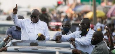 Ghana :  Nana Akufo-Addo réélu Président avec 51,59%
