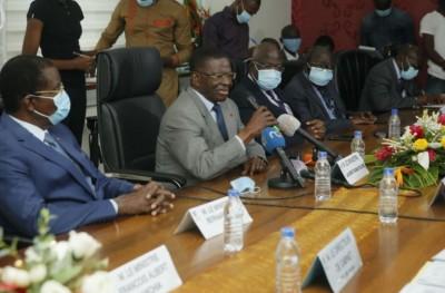 Côte d'Ivoire : Election à la CAF, un Comité composé d'anciens Ministres des Sports pour accompagner la candidature d'Anouma