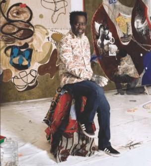 Côte d'Ivoire : Ouattara Watts, premier artiste peintre africain à faire son entrée au mythique MoMA de New York