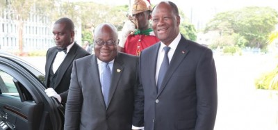 Ghana :  Ouattara et Buhari félicitent Akufo-Addo, observations de l'UE et des USA