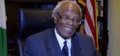 Nigeria :  Décès de l'ambassadeur nigérian, Sylvanus Nsofor , aux USA