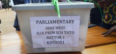 Ghana : Un décompte de voix re-effectué, égalité de sièges au parlement entre NPP-NDC 137-137