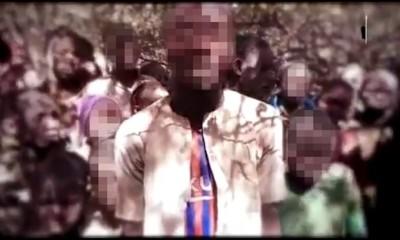 Nigeria : Boko Haram publie la vidéo d'élèves enlevés à Katsina