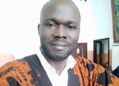 Guinée : Mort en prison de l' opposant Roger Bamba, sa famille évoque «un crime d'Etat »