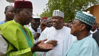 Niger : Son leader Hama Amadou «disqualifié», le Moden Fa Lumana soutient l'ex-Président Mahamane Ousmane