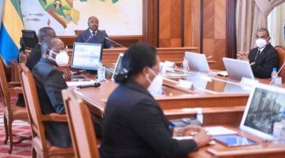 Gabon : Diminué depuis son AVC, Ali Bongo prépare-t-il le ministre de la défense pour prendre sa suite ?