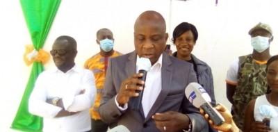 Côte d'Ivoire : Bouaké, considérés « comme des dangers, des microbes...», les détenus du COM visités par le Procureur à la veille de Noël