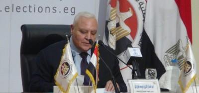 Egypte :  Décès du président de la Commission Electorale